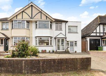 Thumbnail 4 bedroom semi-detached house for sale in Chichester Road, Bognor Regis