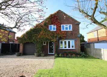Thumbnail 3 bed detached house for sale in London Road, Osbournby, Sleaford