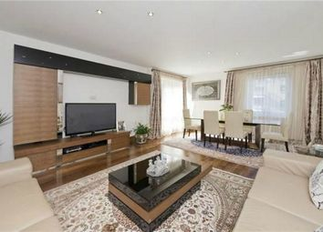 Thumbnail 3 bed flat to rent in Warren House, Beckford Close, London