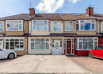 Thumbnail 3 bed terraced house for sale in Henley Avenue, Cheam, Surrey