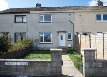 Thumbnail 2 bed terraced house for sale in Christie Place, Elgin, Morayshire