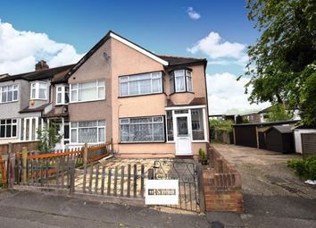 Thumbnail 3 bed semi-detached house for sale in Faircross Avenue, Romford