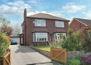 Thumbnail 4 bed detached house for sale in Sandbach Road, Rode Heath, Stoke-On-Trent