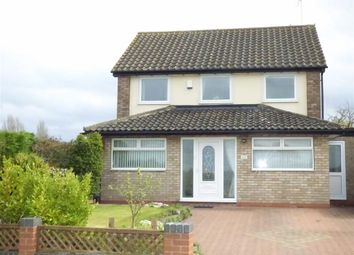 Thumbnail 3 bed detached house for sale in Brook Villas, Talke Road, Alsager, Stoke-On-Trent