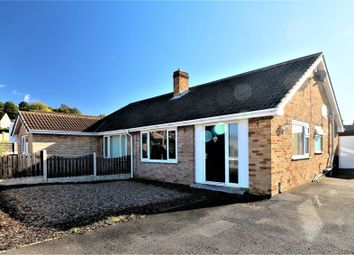 Thumbnail 2 bed semi-detached bungalow for sale in Lombard Crescent, Darfield, Barnsley, South Yorkshire