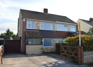 Thumbnail 3 bed semi-detached house for sale in Corondale Road, Milton, Weston Super Mare
