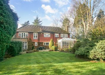 Thumbnail 4 bedroom detached house for sale in Smitham Bottom Lane, Purley