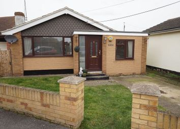 Thumbnail 2 bed bungalow for sale in Crescent Road, Canvey Island