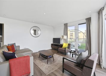 Thumbnail 3 bed flat for sale in Rivulet Apartments, Devan Grove, London