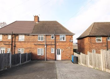 Thumbnail 2 bed semi-detached house for sale in Chesterfield Road, Staveley, Chesterfield