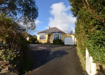 Thumbnail 3 bed detached bungalow for sale in Bickland Hill, Falmouth, Cornwall