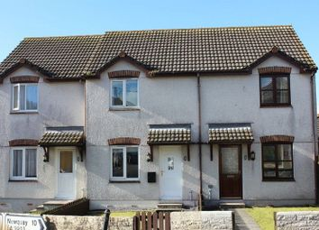Thumbnail 2 bedroom terraced house for sale in Robartes Court, St. Dennis, St. Austell