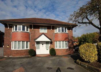Thumbnail 4 bed detached house for sale in Rydal Drive, Hale Barns, Hale Barns