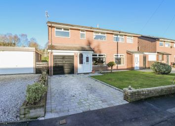 Thumbnail 3 bed semi-detached house for sale in Middlebrook Drive, Lostock, Bolton