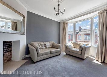 Thumbnail 3 bed flat to rent in Grange Avenue, London