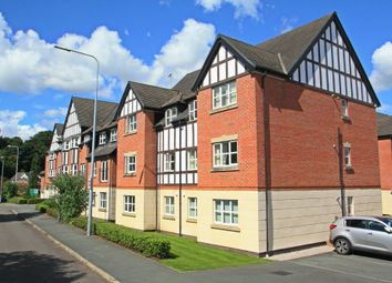 Thumbnail 2 bedroom flat to rent in 10 Freshwater View, Northwich, Cheshire