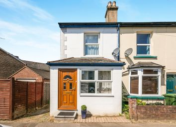 Thumbnail 2 bed end terrace house for sale in Redstone Road, Redhill