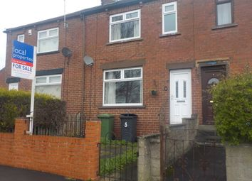 Thumbnail 3 bed town house for sale in Walkley Grove, Heckmondwike