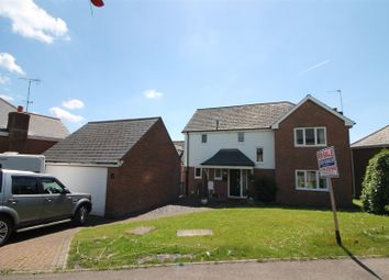Thumbnail 4 bed detached house for sale in Park Road, Berry Hill, Coleford