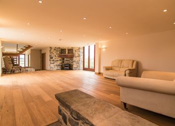 Thumbnail 4 bedroom barn conversion for sale in Pen Onn, Llancarfan, The Vale