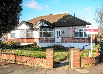 Thumbnail 3 bed semi-detached bungalow to rent in Gerrard Gardens, Pinner, Middlesex
