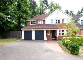 Thumbnail 5 bedroom detached house for sale in Grange Close, Watford
