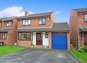 Thumbnail 4 bed detached house for sale in Ambridge Close, Street