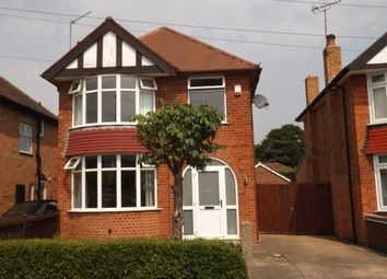 Thumbnail 3 bed detached house for sale in Maplestead Avenue, Wilford, Nottingham, Nottinghamshire