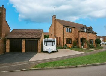 Thumbnail 4 bed detached house for sale in Wootton Hill Farm, East Hunsbury, Northampton