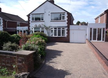 Thumbnail 3 bed semi-detached house for sale in Beyer Close, Glascote, Tamworth, Staffordshire