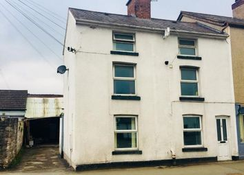 Thumbnail 3 bed end terrace house for sale in Llanfair Road, Ruthin, Denbighshire, Na