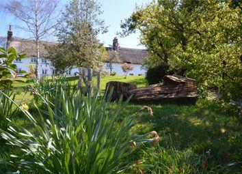 3 bed end terrace house for sale in Castle Cottages, Castle Lane, Exmouth, Devon EX8