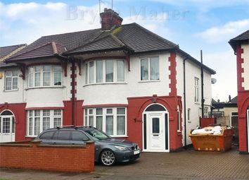 Thumbnail 4 bed semi-detached house to rent in Courtfield Avenue, Harrow-On-The-Hill, Harrow