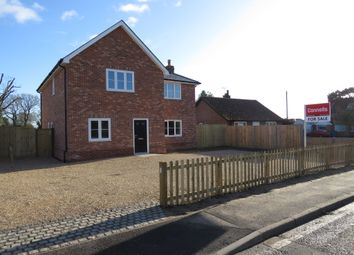 Thumbnail 4 bedroom detached house for sale in The Heath, Tattingstone, Ipswich