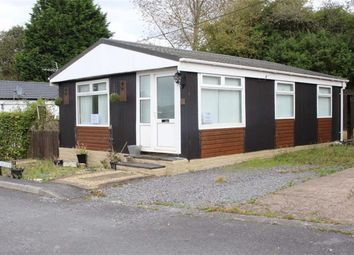 Thumbnail 1 bedroom mobile/park home for sale in Oak Drive, Woodland Park, Waunarlwydd
