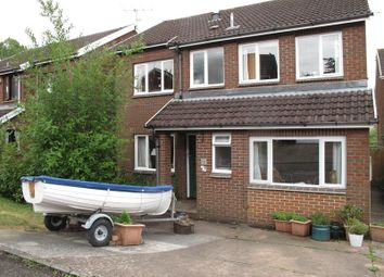 Thumbnail 4 bed detached house to rent in Culverland Close, Exeter