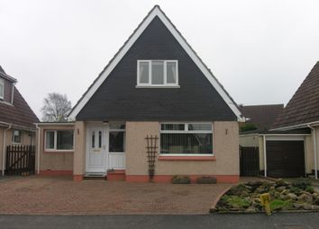 Thumbnail 3 bed detached house for sale in Barmore Avenue, Carluke14800