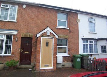 Thumbnail 2 bed terraced house to rent in Flamstead End Road, Cheshunt, Waltham Cross