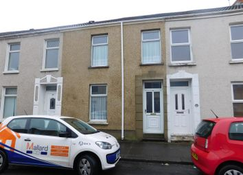 Thumbnail 2 bed property to rent in Pemberton Street, Llanelli