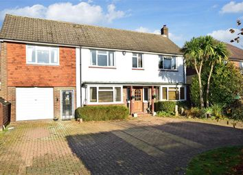 Thumbnail 5 bed detached house for sale in Forest Road, Horsham, West Sussex