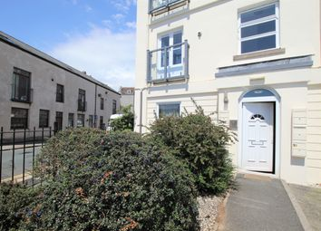 Thumbnail 2 bed flat to rent in Caroline Place, Stonehouse, Plymouth