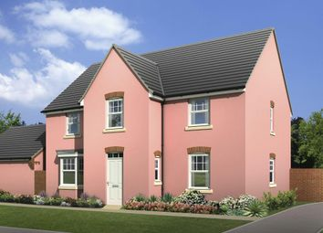 "Thumbnail 4 bedroom detached house for sale in ""Winstone"" at Wonastow Road, Monmouth"