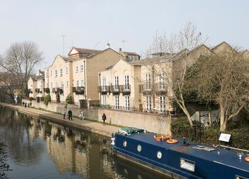 Thumbnail 1 bed flat for sale in Thornhill Bridge Wharf, Caledonian Road, London