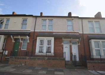 Thumbnail 3 bedroom flat for sale in Farndale Road, Benwell, Newcastle Upon Tyne