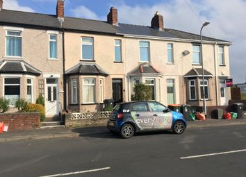 Thumbnail 3 bed terraced house to rent in Allt-Yr-Yn View, Newport