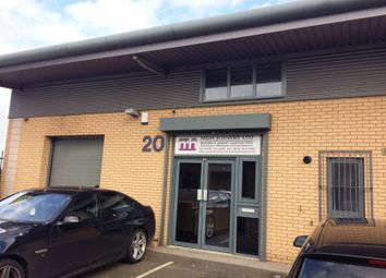 Light industrial to let in Sinclair Way, Liverpool L34