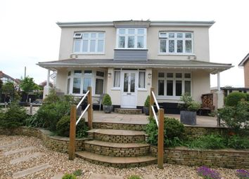 Thumbnail 4 bed detached house for sale in Saxonhurst Road, Bournemouth