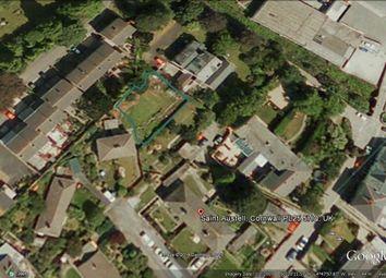 Thumbnail Land for sale in Ledrah Gardens, St. Austell