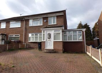 Thumbnail 4 bed semi-detached house for sale in Carver Road, Marple, Stockport, Cheshire