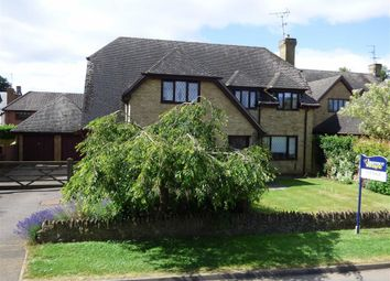 Thumbnail 4 bedroom detached house for sale in The Green, Guilsborough, Northampton